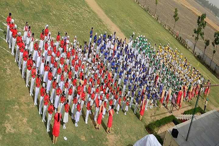 Stanford International School-Assembly