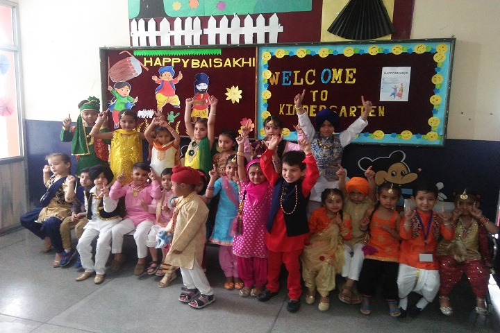 State Public School- Fancy Dress