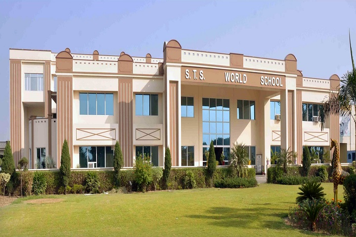 Sts World School-Campus