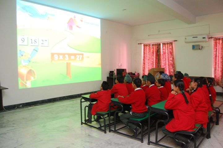 Sts World School-Digital Class