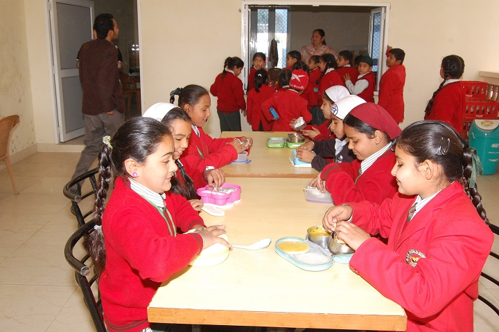 Sts World School-Cafeteria