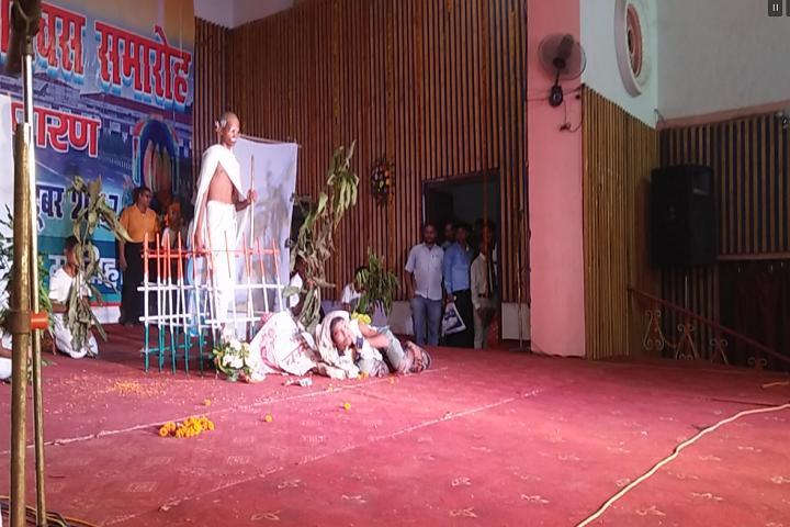 Jnan Jyoti-Gandhi Jayanthi Celebrations