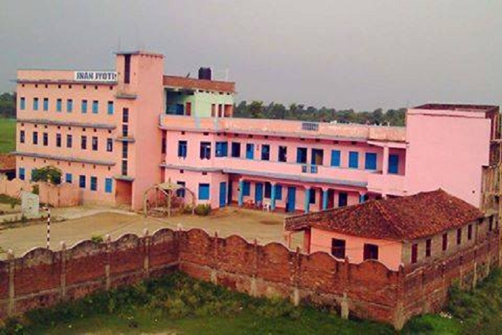 Jnan Jyoti-School Building