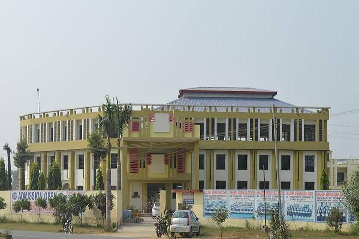 Sukhjinder memorial public school-Infrastructure