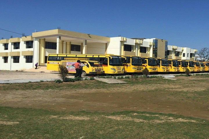 Sukhjinder memorial public school-Transport