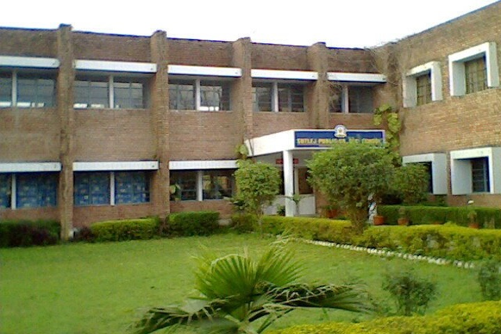 Sutlej Public Senior Secondary School-Campus