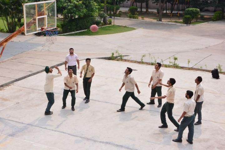 Swami Mohan Dass Model School-Play Ground