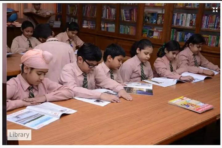 Swami Sant Dass Public-Library  School