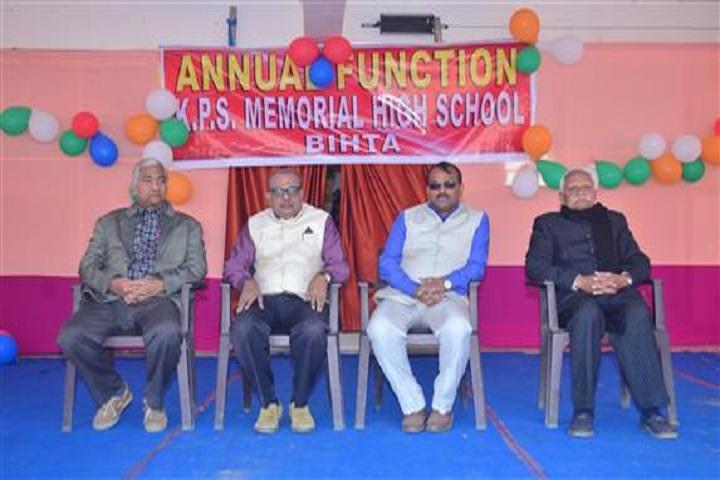 K P S Memorial High School-Annual Day Celebration