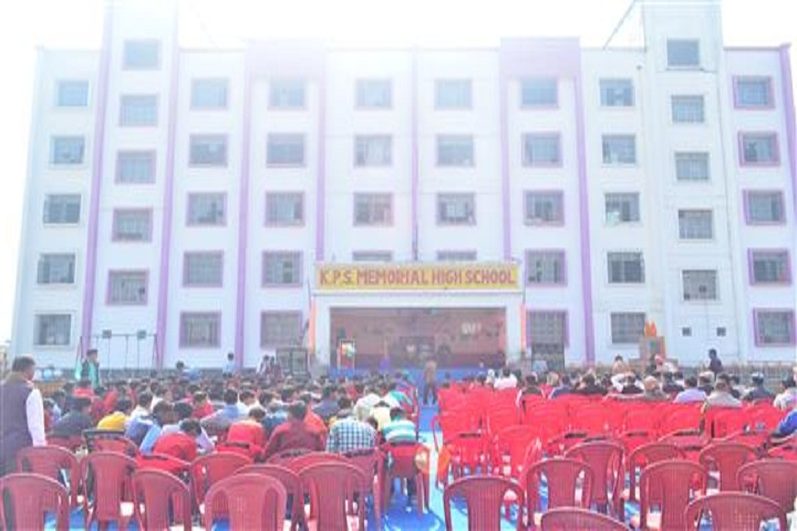 K P S Memorial High School-Campus View