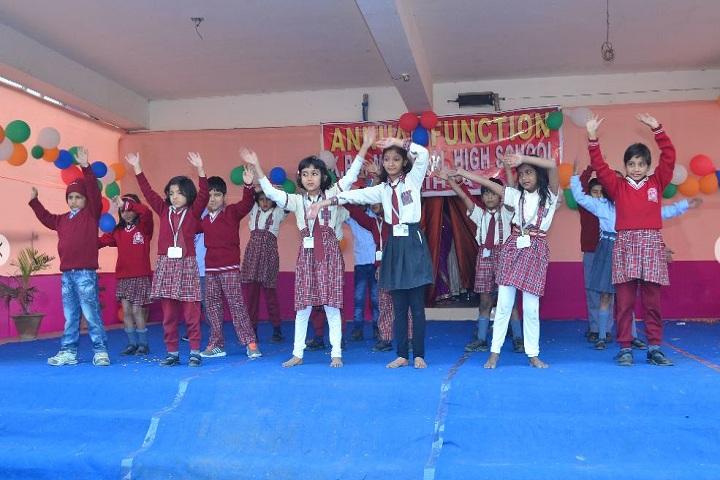 K P S Memorial High School-Dance Performance