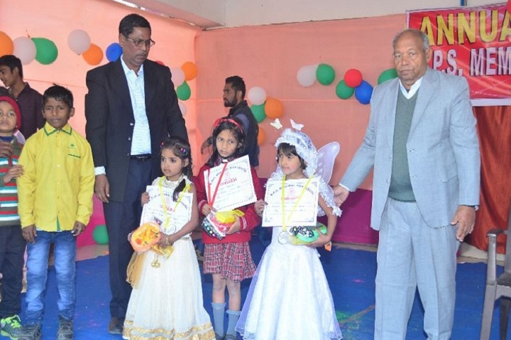 K P S Memorial High School-Prize Distribution