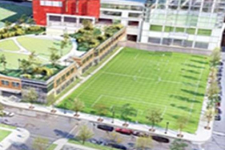 K P S Memorial High School-School View