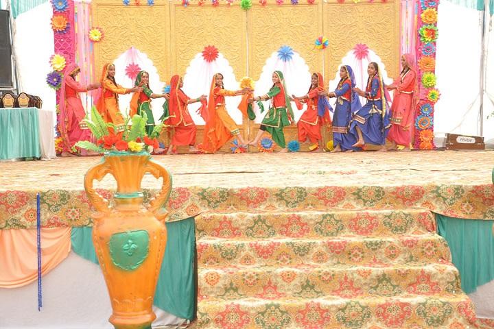 Taj Public School-Annual-Day