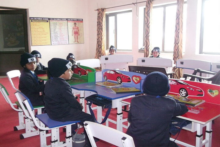 Taj Public School-Play-Way