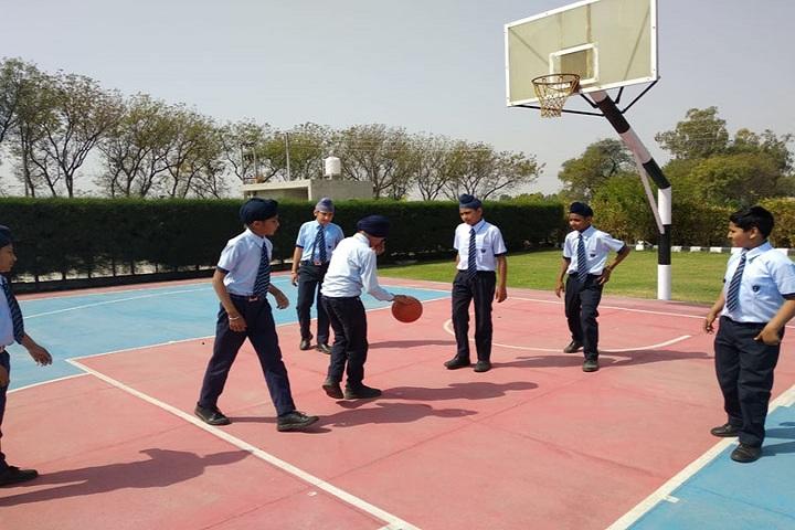 Taj Public School-Sports