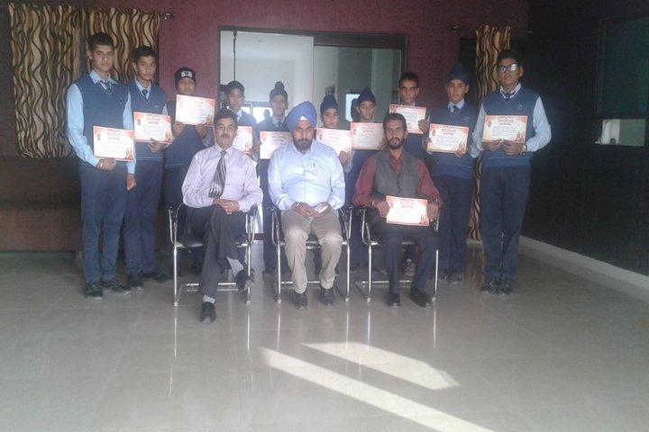 Taj Public School-Certification