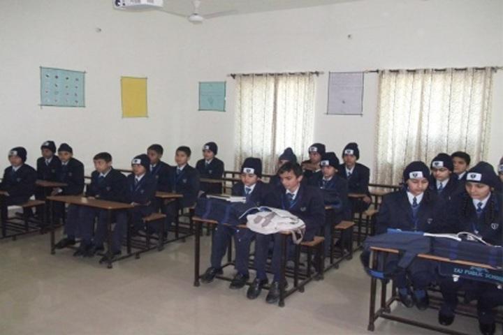 Taj Public School-Classroom