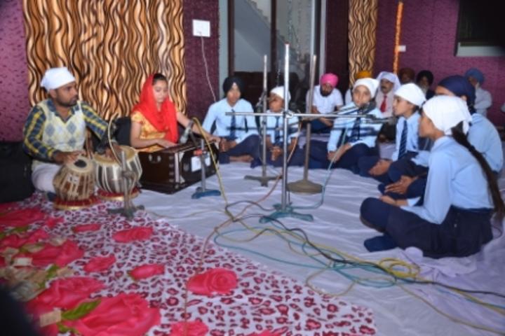 Taj Public School-Music