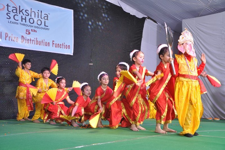 Takshila School-Annual-Day