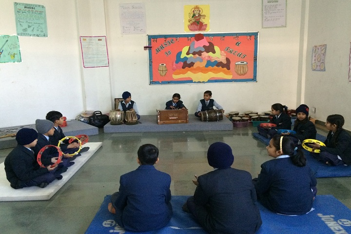 Takshila School-Music-room