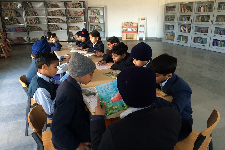 Takshila School-library