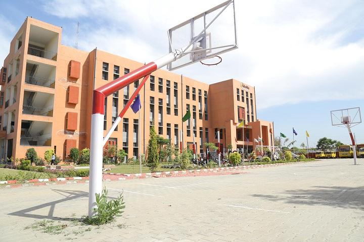 Takshila School-Building