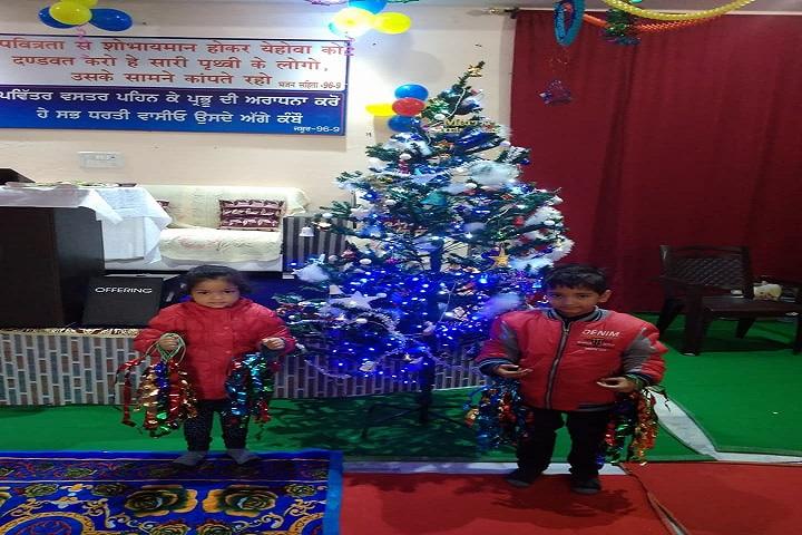 Takshila School-Chritmass-Celebrations