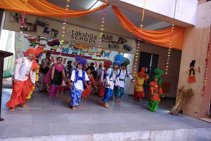 Takshila School-Dance