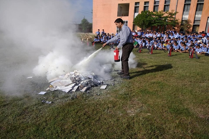 Takshila School-Disaster-Management