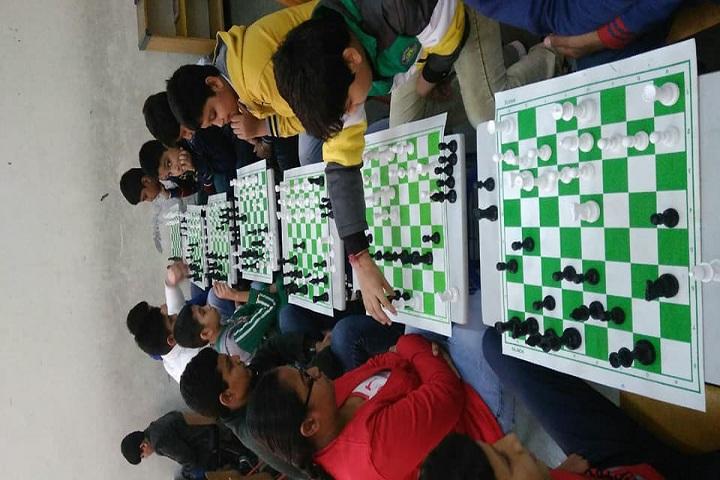 Takshila School-Indoor-Sports