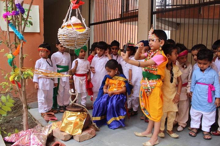 Takshila School-Janmastami-Celebrations