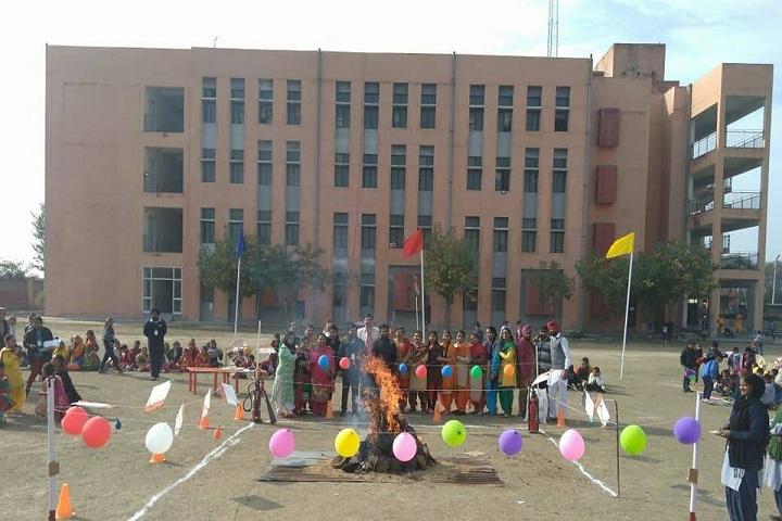 Takshila School-Lohri-Celebrations