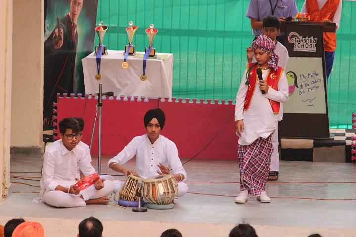 Takshila School-Music-Competition