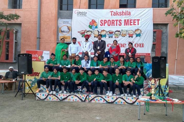 Takshila School-Sports-Meet
