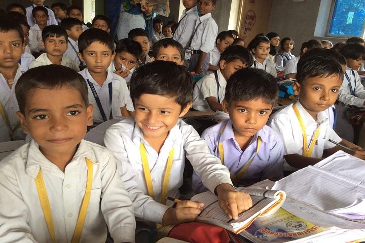 Kainat International School-Classroom