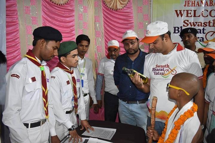 Kainat International School-Swachh Bharat Programme