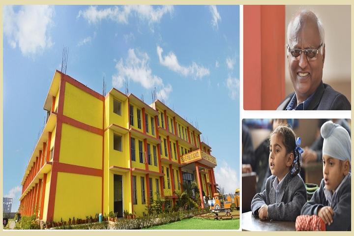 Tejas Public School-Building