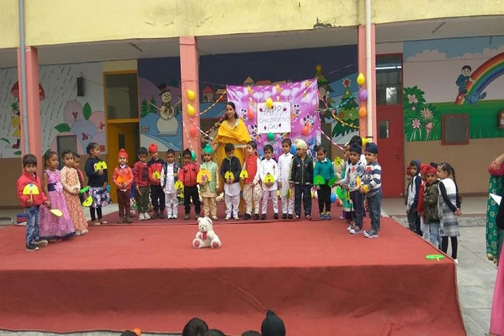 Tejas Public School-Kids-Activity