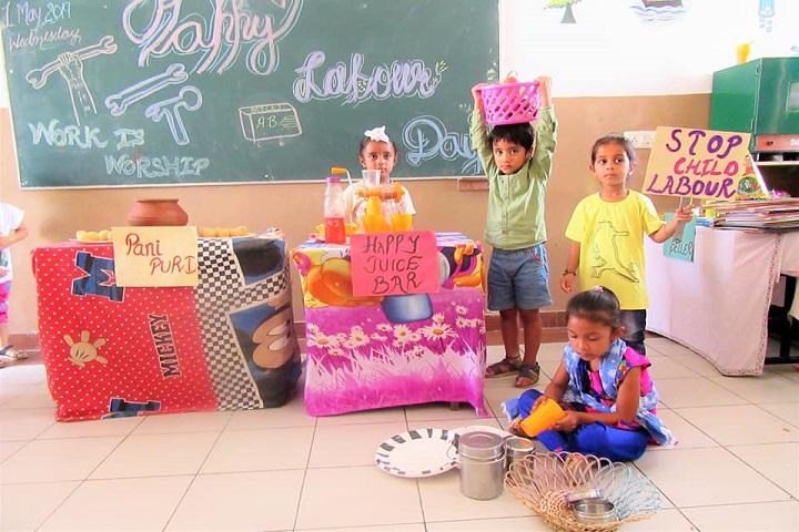 Tejas Public School-Drama