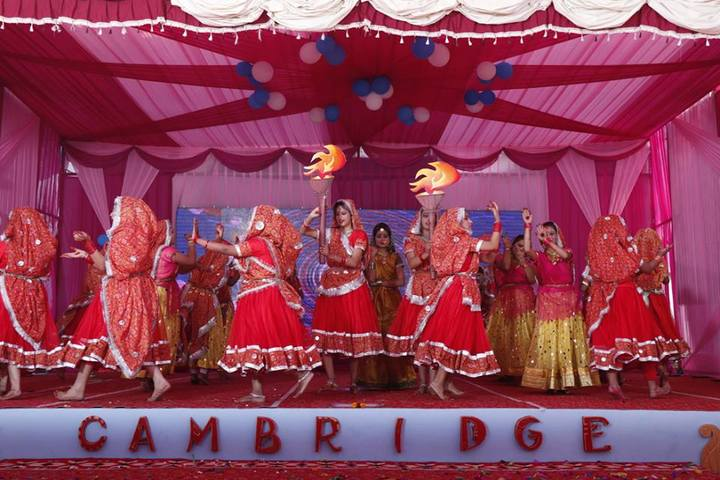 The Cambridge School-Annual Day