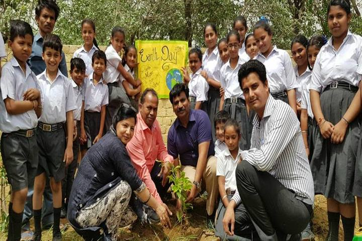 The Cambridge School-Earth Day Celebrations
