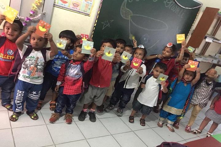 The Heritage School -Diwali celebrations
