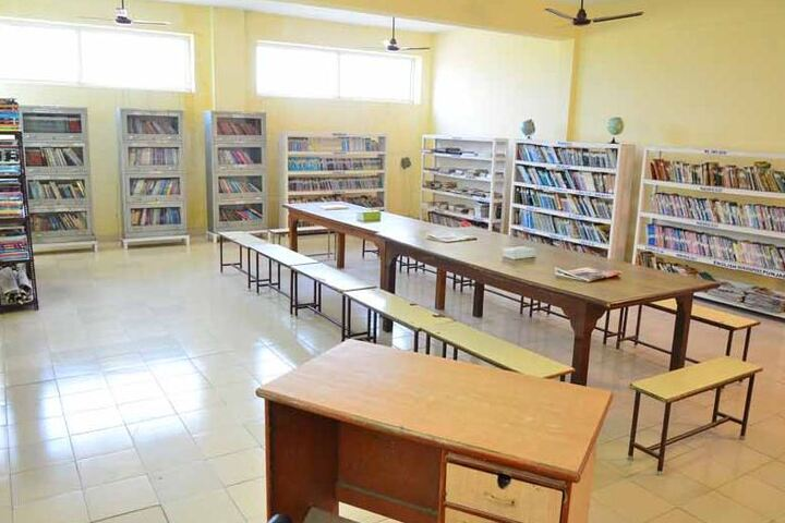 The Indo British School-Library