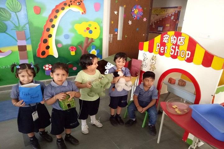 The Knowledge Bus Global School-Games