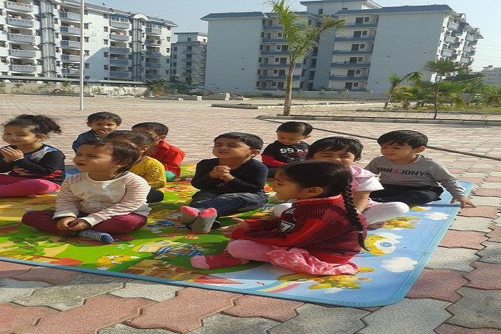 The Knowledge Bus Global School-Yoga