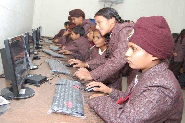The Lords School-Computer Lab