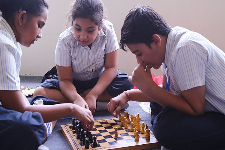 The Millennium School-Indoor Games