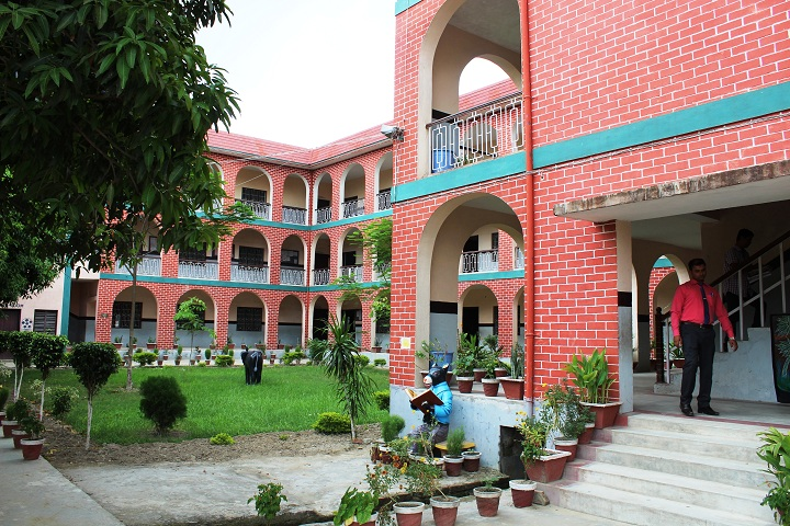 Katahari Public School-Campus View