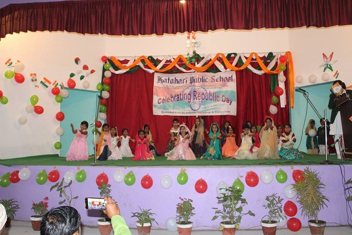 Katahari Public School-Group Dance